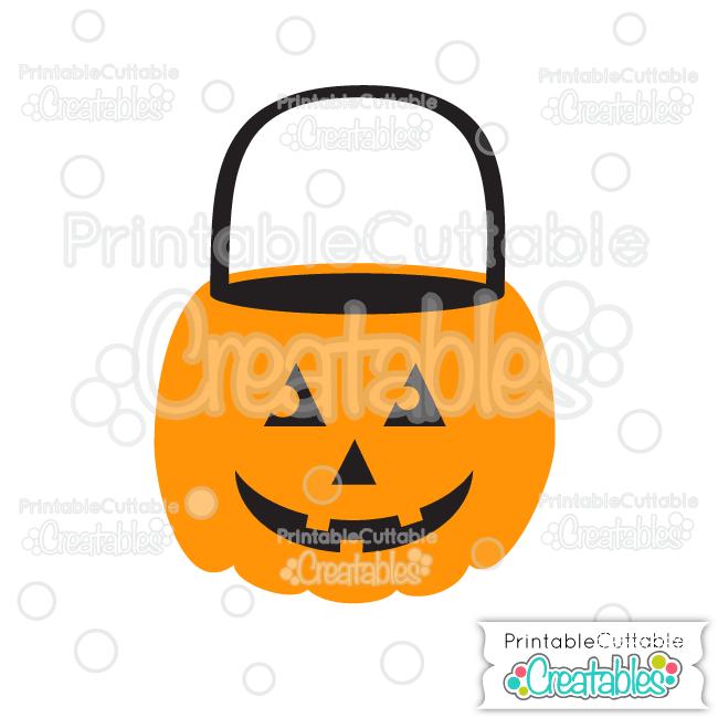 ES006 Halloween Trick or Treats SVG Cut Files Set preview3