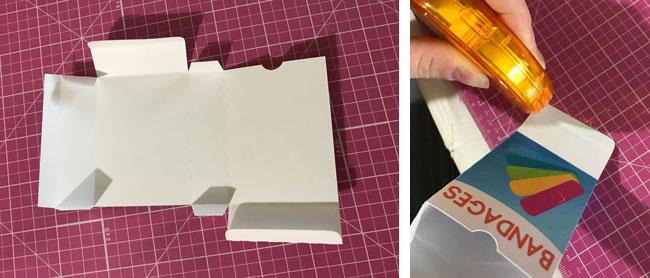 Folded 3D