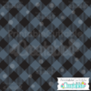 Diagonal buffalo plaid flannel printable scrapbook papers