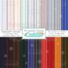 Baseball Pinstripes Free Digital Paper Pack Seamless Patterns