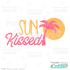 Sun Kissed Free SVG File