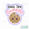 Cute Cookie SVG File