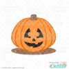 Halloween Jack O Lantern FREE SVG cut file