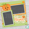 Cutest Pumpkin in the Patch SVG scrapbook title