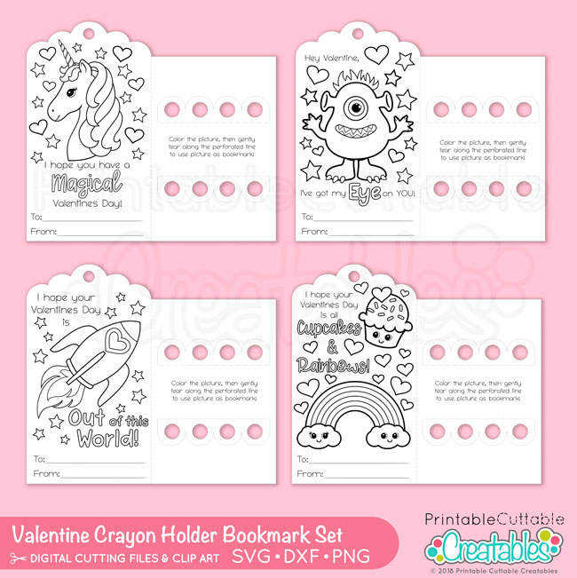 Free Pattern And Coloring Book Crayon Holder - Free Wiring Diagram ...
