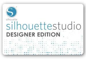 Digital Upgrade Code Silhouette Studio Designer Edition