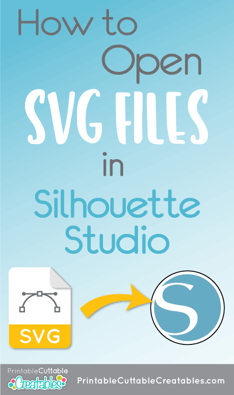 How to Import SVG Files to Silhouette Studio