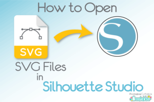 How to Open SVG Files in Silhouette Studio