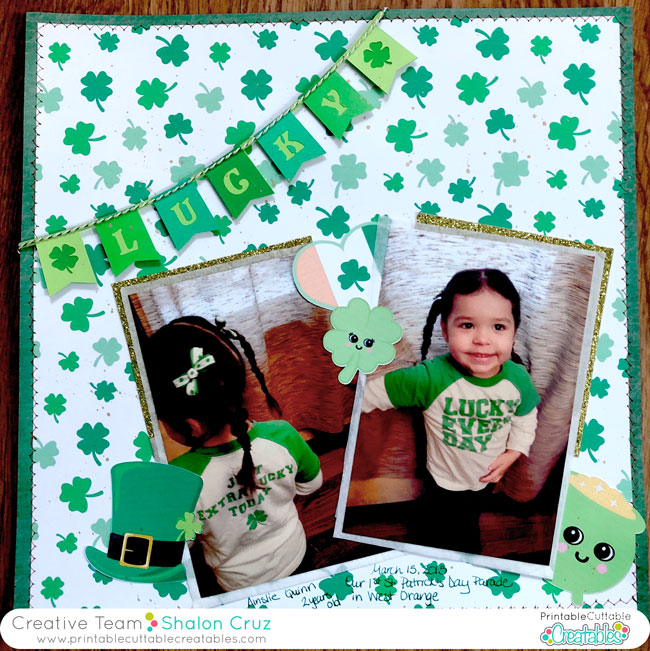 St-Patricks-Day-Scrapbook-Layout-Inspiration