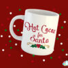 Hot Cocoa for Santa FREE SVG File