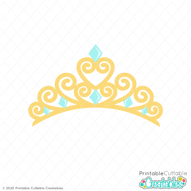 This is a picture of Princess Crowns Printable with regard to cinderella