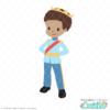Charming Prince SVG File