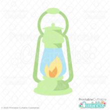 Lantern SVG File
