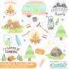 I'd Rather Be Camping SVG Bundle