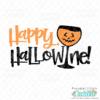 Happy Hallowine SVG File