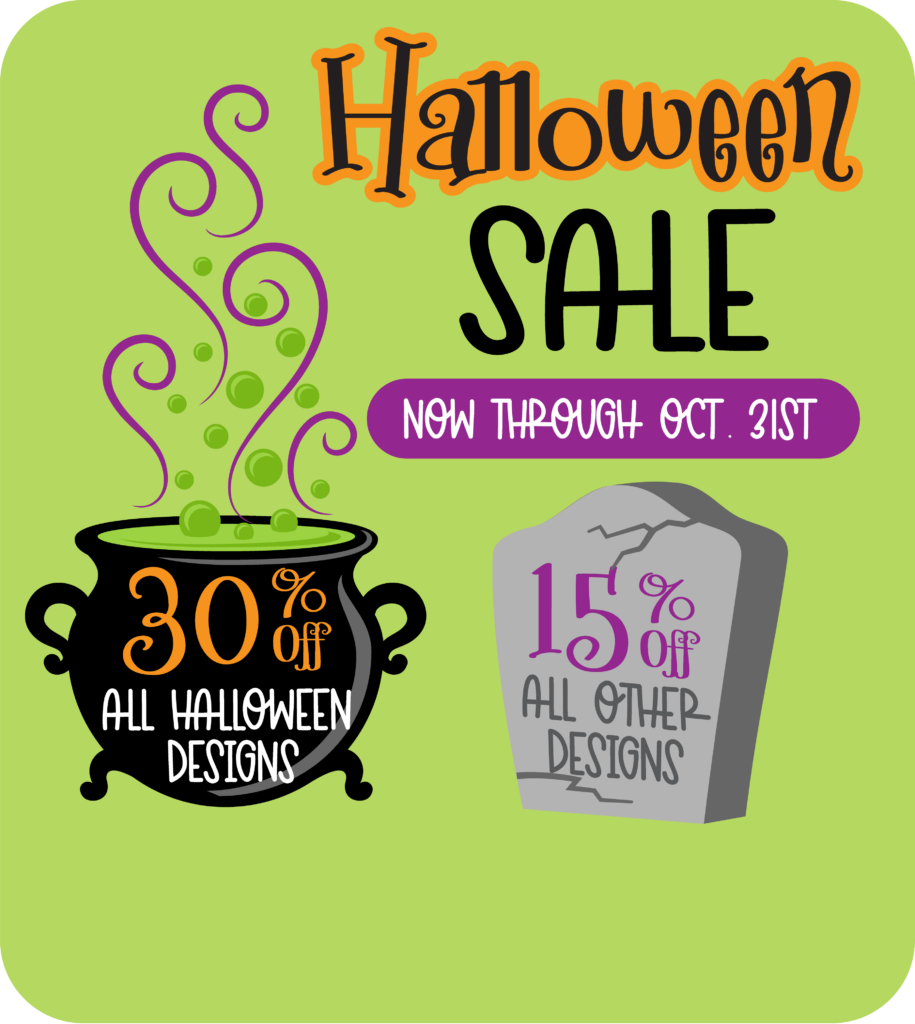 Halloween SVG Sale 2020