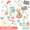 Baking Collection SVG Bundle