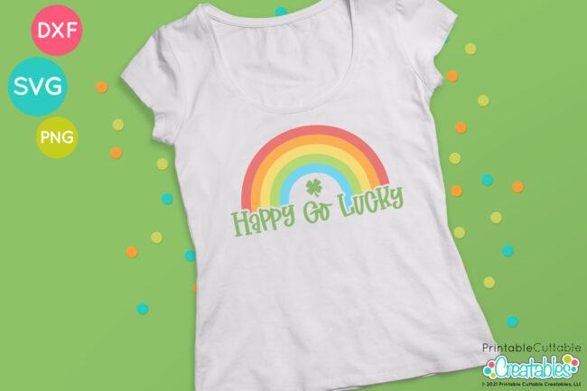 St Patrick's SVG shirt idea