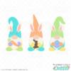 Easter Gnomes SVG File