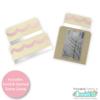 3 Tier Cake Gift Card Holder SVG Template