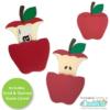 Apple Gift Card Holder SVG File