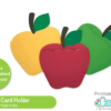 Apple Gift Card Holder SVG Cut File for Cricut & Silhouette