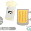 Father's Day Gift Card Holder SVG File