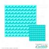 Rolling Waves Background Stncil SVG File