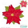 Poinsettia Flower SVG File