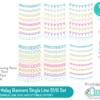 Birthday Banner SVG File