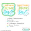 More Vitamin Sea Free Beach SVG File for Cricut & Silhouette