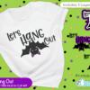 Halloween Tshirt SVG File