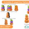 Jack O Lanterns SVG File
