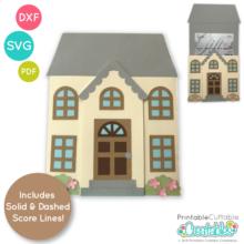 New Home Gift Card Holder SVG File