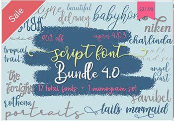 script-font-bundle-v4