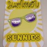 Summer Sunglasses Free SVG Cut File & Clipart